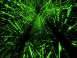 green matrix