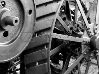 Old style transportation