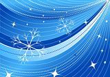 Vector Christmas wallpaper