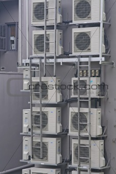 Over Crowding Aircons