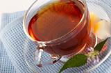 herbaceous tea - natural drug