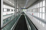Airport Belt Walkway