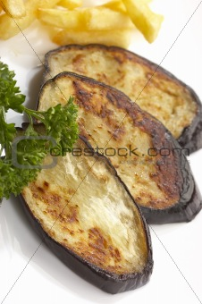 grill cooked vegetables