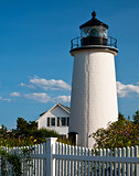 Newburyport Harbor (Plum Island) Lighthouse