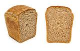 Half rye bread