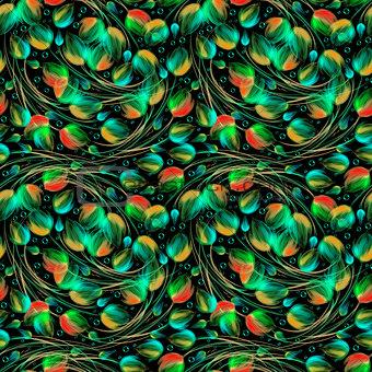Bright and beautiful pattern