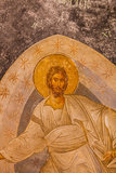 Jesus Mural in Chora Church