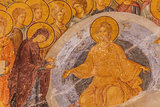 Jesus and Mary Mural in Chora Church