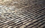 texture stone road