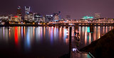 Hawthorne Bridge and Portland