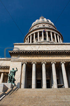 Capitol en La Havana