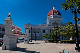 Cienfuegos plaza central square