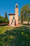 Venice Italy Torcello belltower