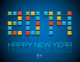 2014 Happy New Year background