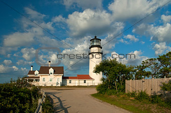 Cape Cod Lighthouse Welcomes Visitors