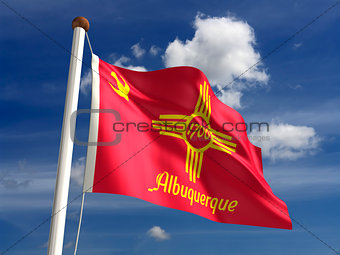Albuquerque City Flag