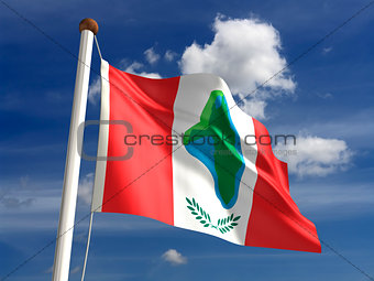 Cumberland Head City Flag