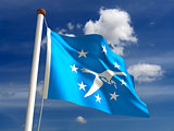 Corpus Christi City Flag