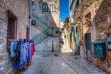 Street in Akko