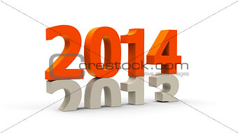 2013-2014 orange