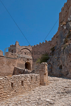 Ancient fortress.