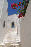 picturesque Greek houses