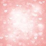 valentines day pink  background