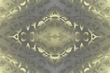 Seamless oriental ornament pattern