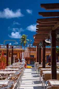 Restaurant in Baracoa