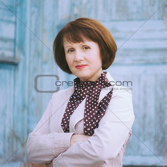 Adult beautiful woman