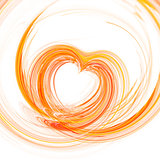 abstract heart
