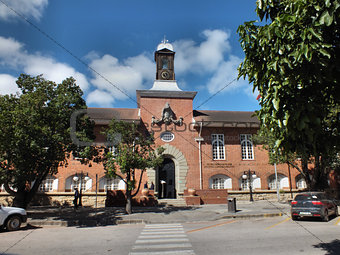 Grahamstown High Court building