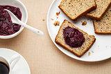 gluten free bread breakfast