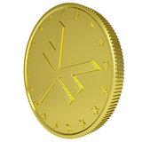 Gold yen