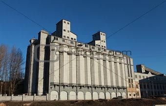 bread silo