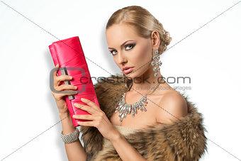 charming fashion lady