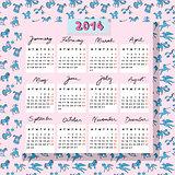 horse calendar 2014 with toys