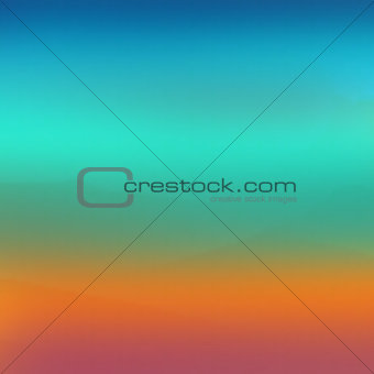 Abstract blurred vector background