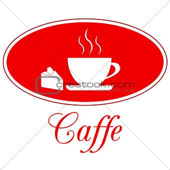 Caffee design, vector