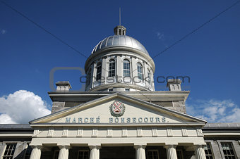 Canada, Le Marché Bonsecours in Montreal