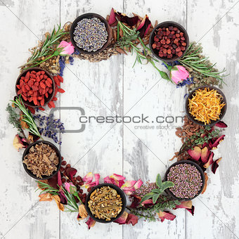 Herbal Wreath