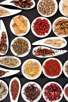 Herbal Medicine Ingredients