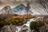 Buachaille Etive Mor, Glencoe in Winter