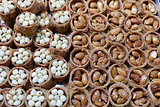 Nut Pastries