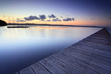 Long Jetty Australia at Dusk