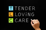 TLC - Tender Loving Care