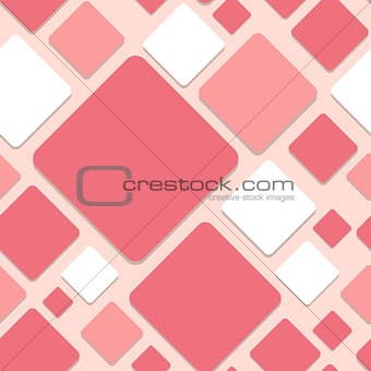 Abstract Technology Seamless Pattern Background Vector Illustrat