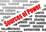 Sources of Power image