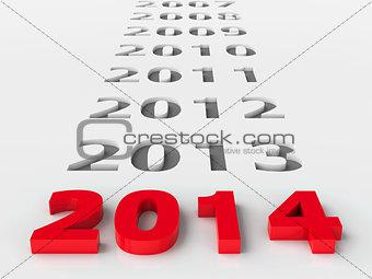 2014 past