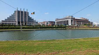Palais des Expositions, Brussels